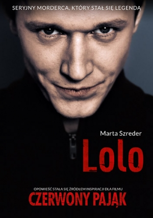 "Book Cover: ""Lolo"""