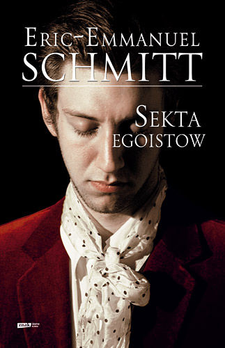 "Book Cover: ""Sekta egoistów"""