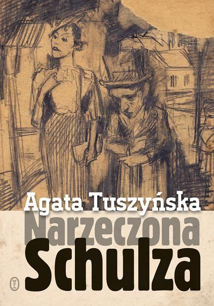 "Book Cover: ""Narzeczona Schulza"""