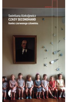 "Book Cover: ""Czasy secondhand"""