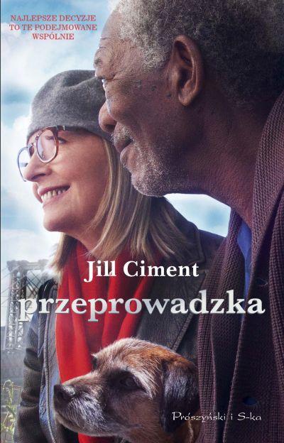 """Book Cover: """"Przeprowadzka"""""""