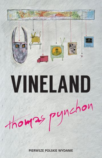 "Book Cover: ""Vineland"""