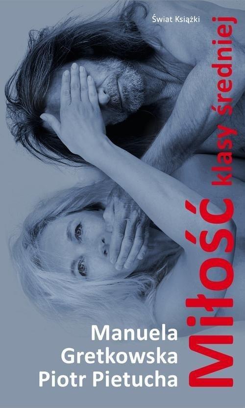 """Book Cover: """"Miłość klasy średniej"""""""