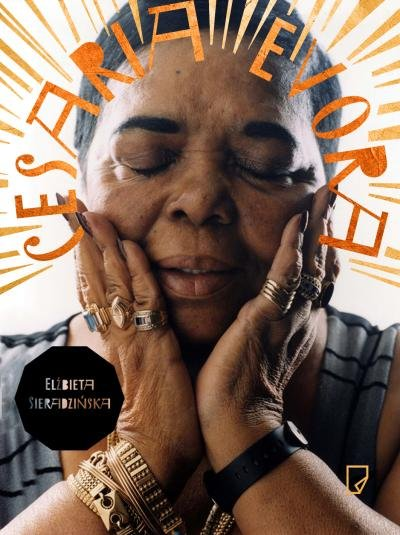 "Book Cover: ""Cesaria Evora"""