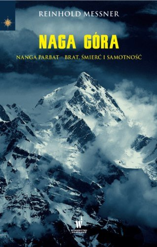 "Book Cover: ""Naga góra"""