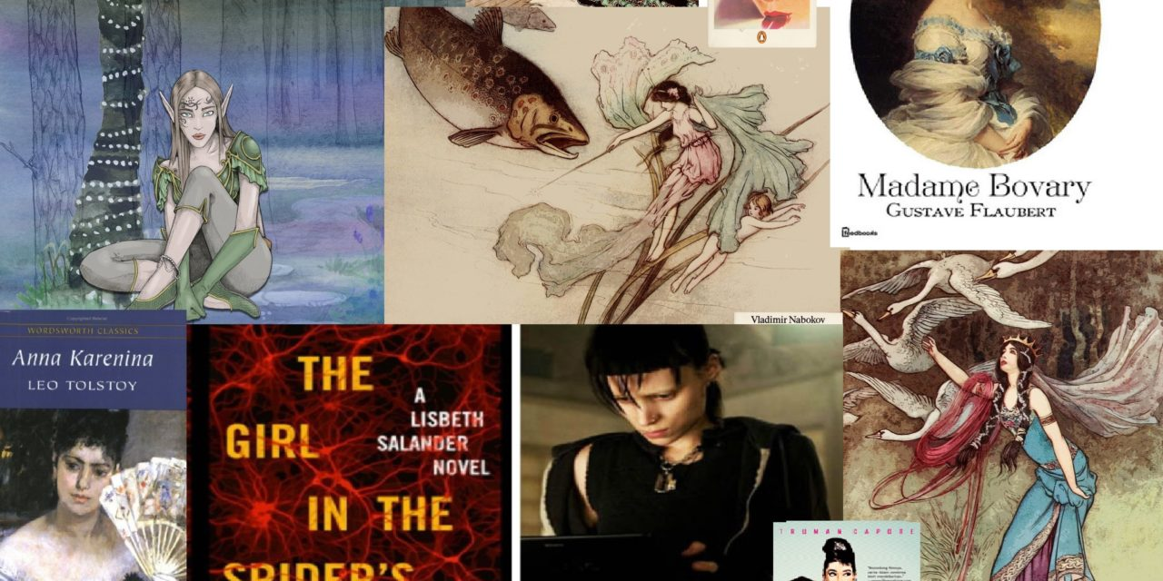 Kobieta w literaturze – anioł czy demon?