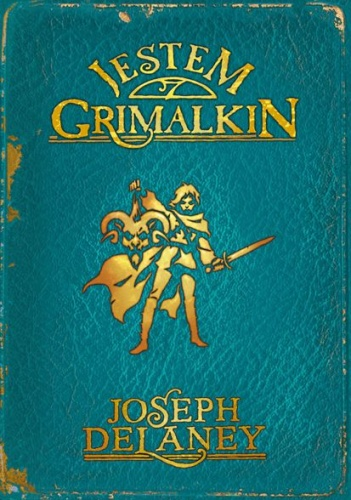 "Book Cover: ""Jestem Grimalkin"""