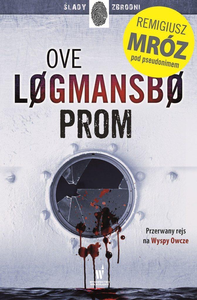 "Book Cover: ""Prom"""